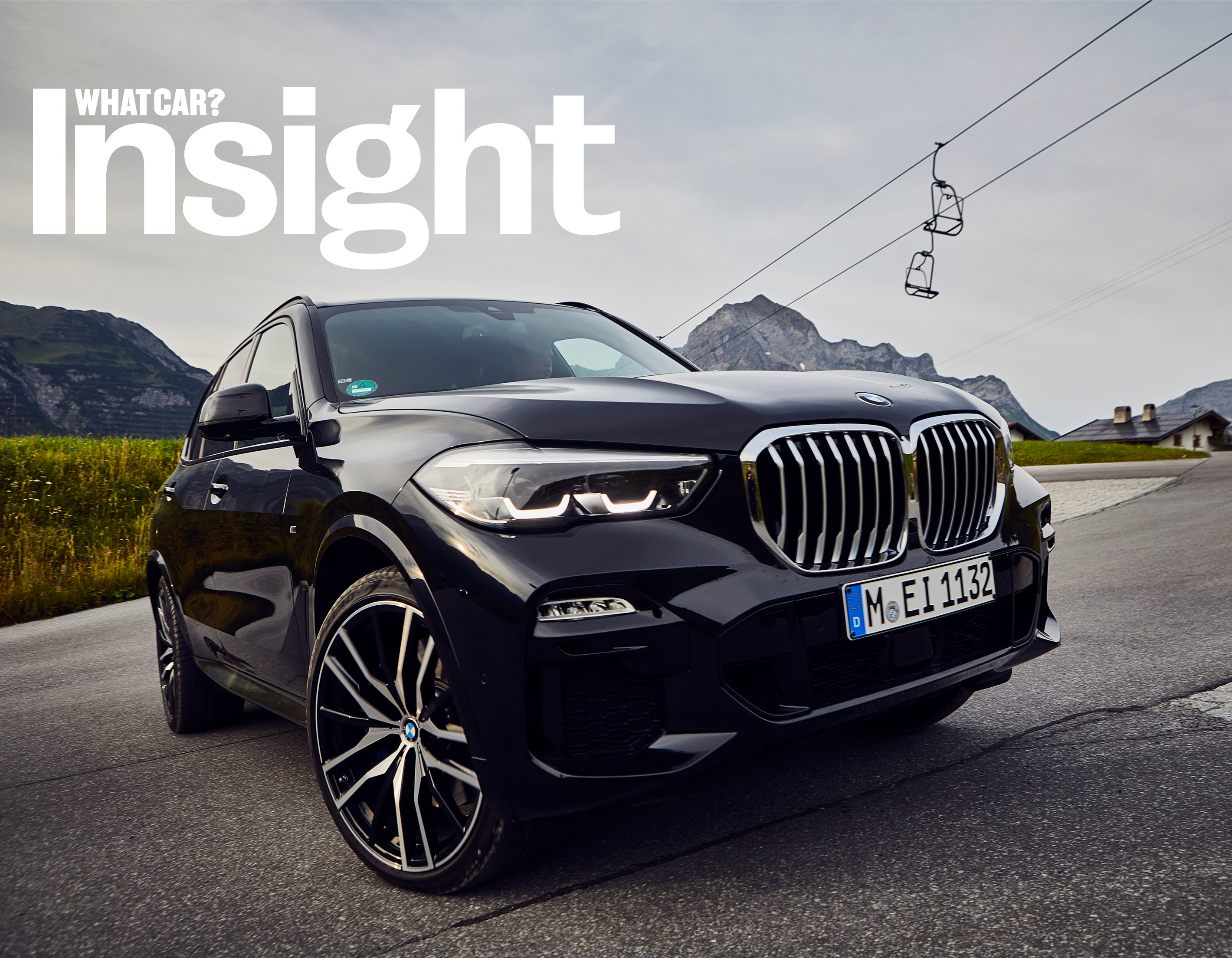 Most read first drives - bmw x5 hybrid