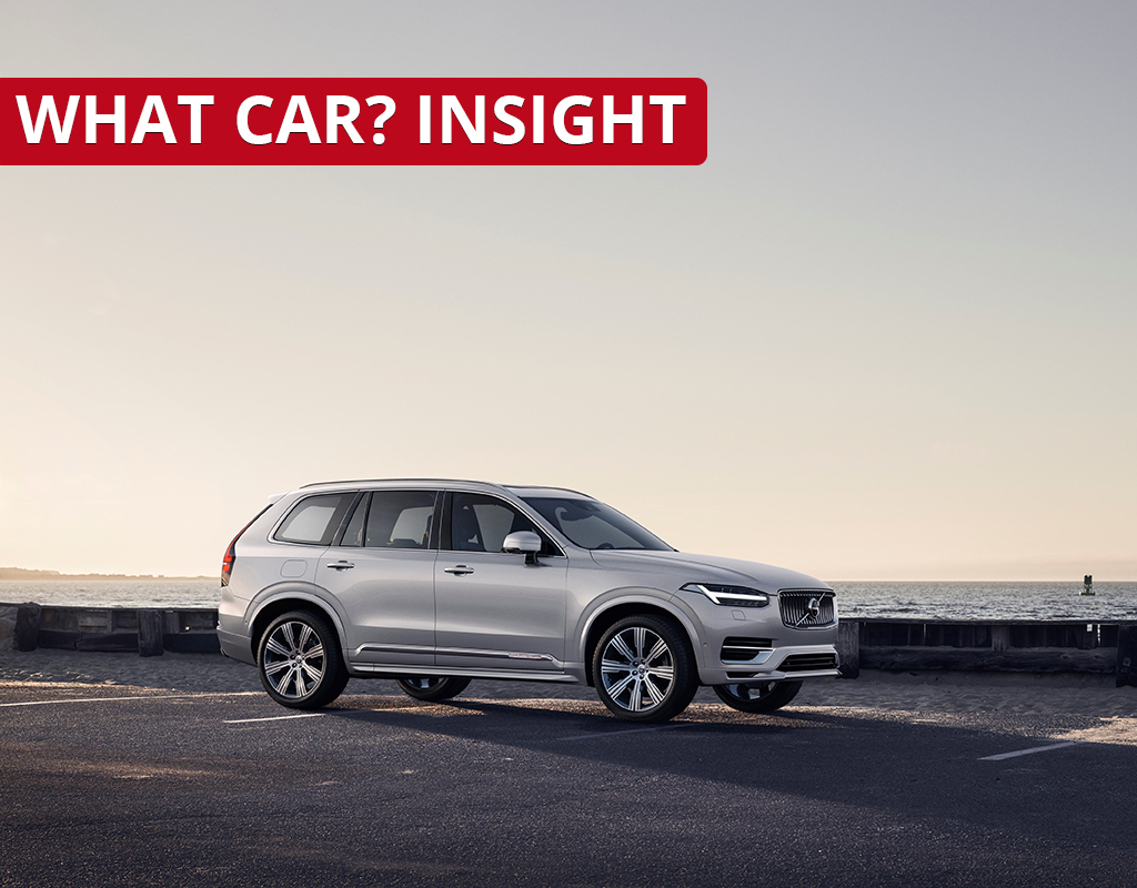 Most Popular Features - Volvo XC90 T8