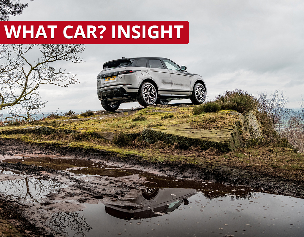 Range Rover Evoque Competitor Insight