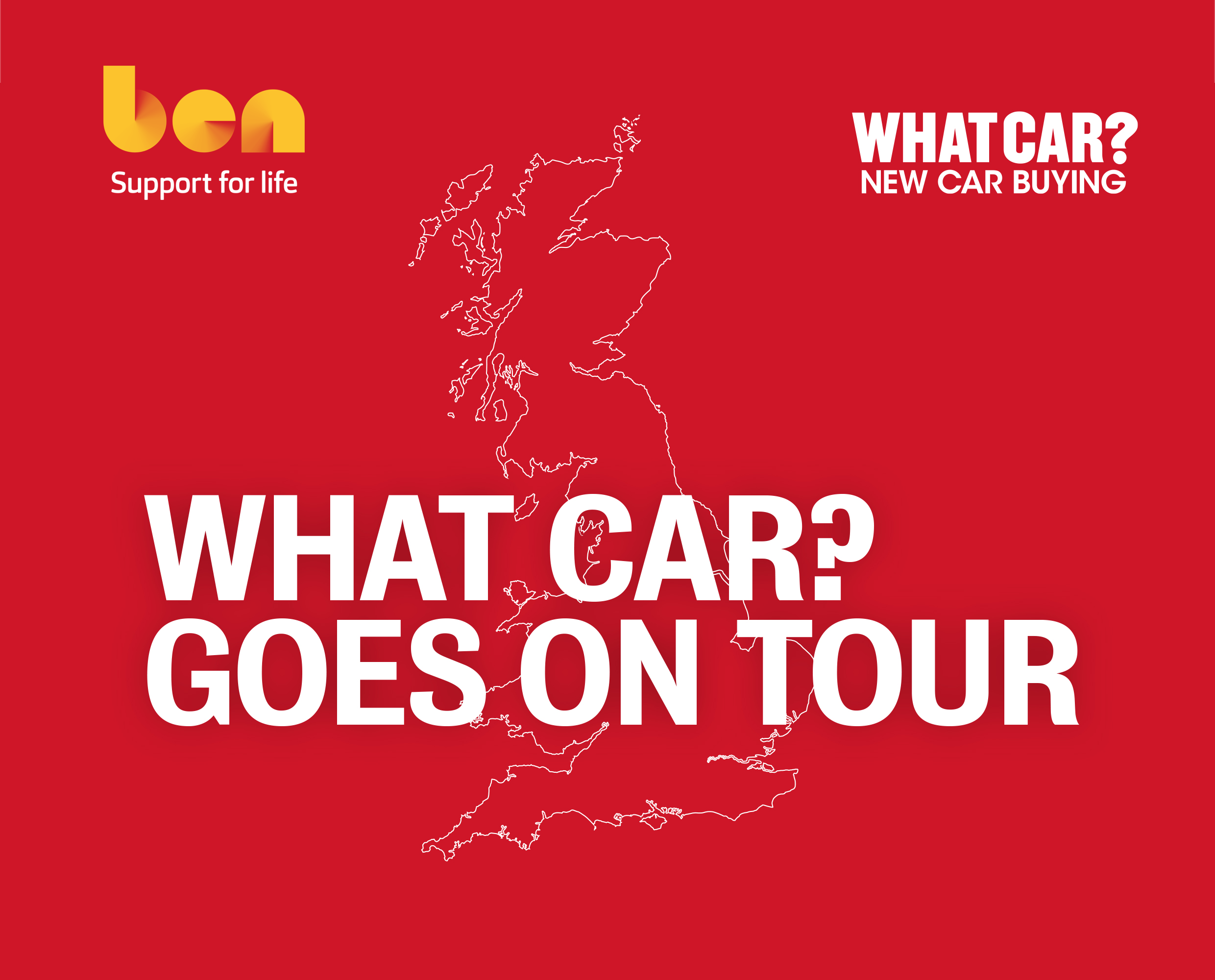 What Car? Goes On Tour